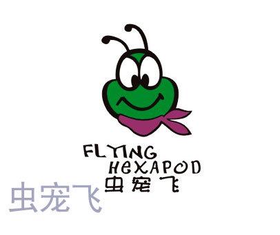 虫宠飞-FLYINGHEXAPOD