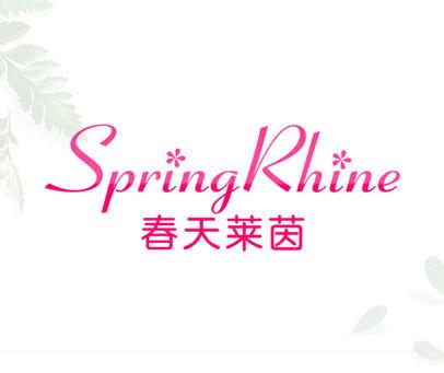 春天莱茵-SPRINGRHINE