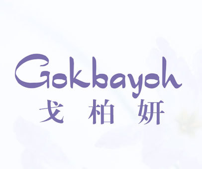 戈柏妍-GOKBAYOH