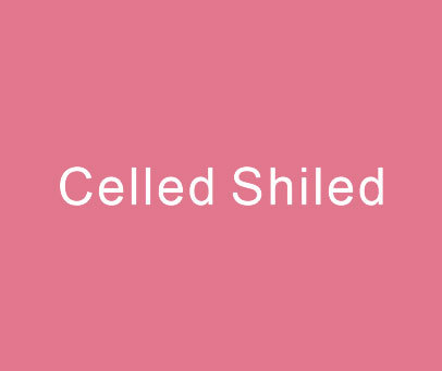 CELLED SHILED