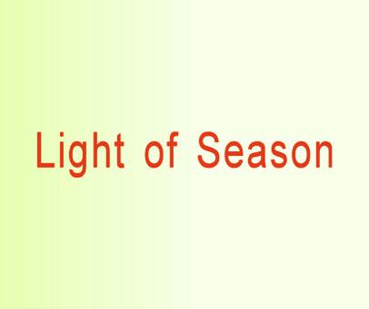 LIGHT OF SEASON