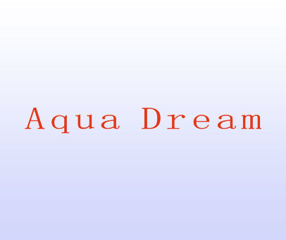 AQUA DREAM