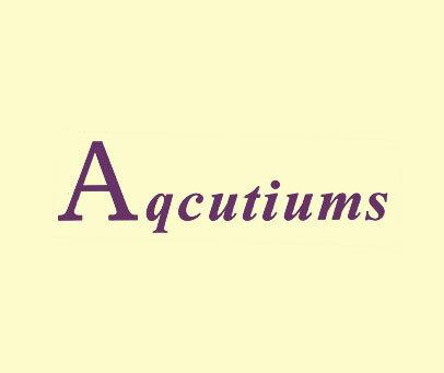 AQCUTIUMS