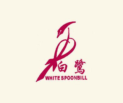 白鹭-WHITE-SPOONBILL