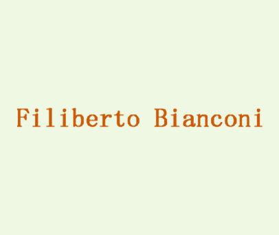 FILIBERTO BIANCONI