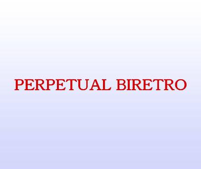 PERPETUAL BIRETRO