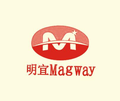 明宜-MAGWAY-M