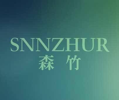 森竹-SNNZHUR