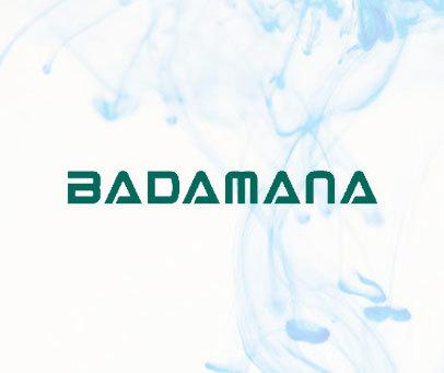 BADAMANA