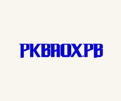 皮克豹-PKBAOX.PB