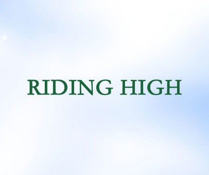 RIDING-HIGH