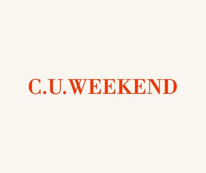 C.U.WEEKEND