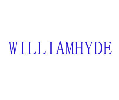 WILLIAMHYDE