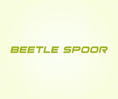 BEETLE-SPOOR