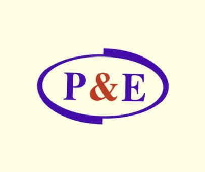 P & E
