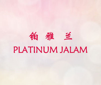 铂雅兰-PLATINUM-JALAM