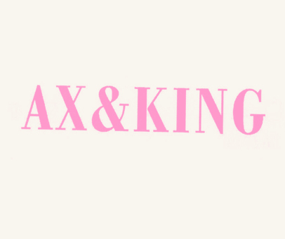 AX&KING
