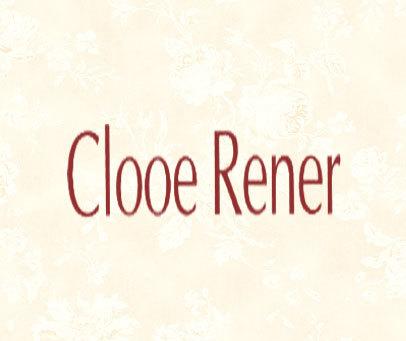 CLOOE RENER