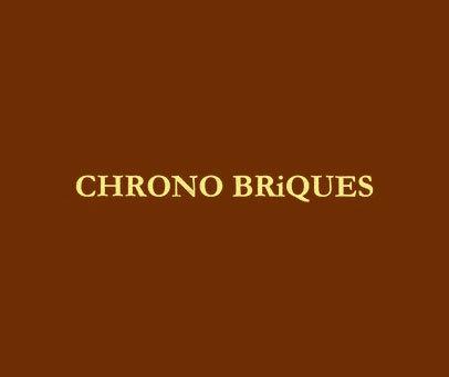 CHRONO BRIQUES