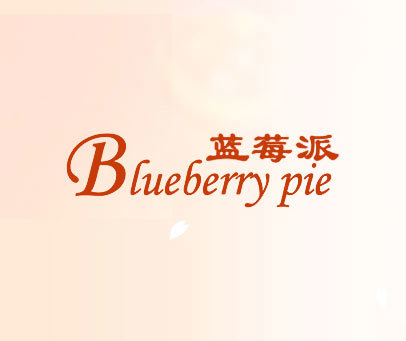 蓝莓派-BLUEBERRY PIE