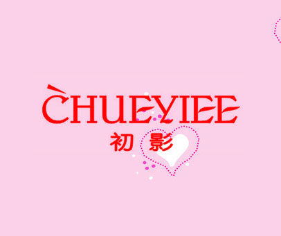 初影-CHUEYIEE