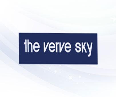 THE VERVE SKY