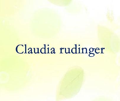 CLAUDIA-RUDINGER