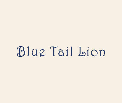 BLUE-TAIL-LION