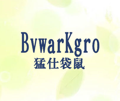 猛仕袋鼠-BVWARKGRO