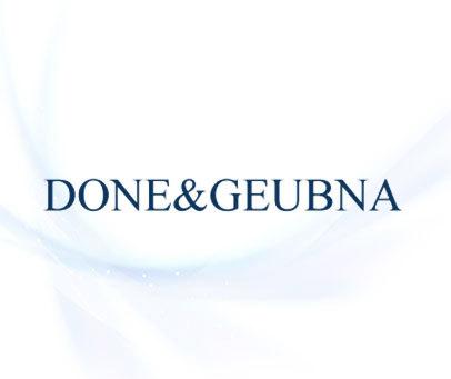 DONE & GEUBNA