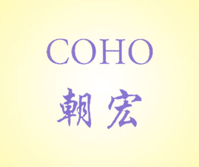 朝宏-COHO