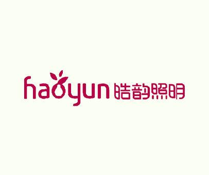 皓韵照明-HAOYUN