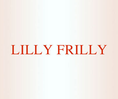 LILLY FRILLY
