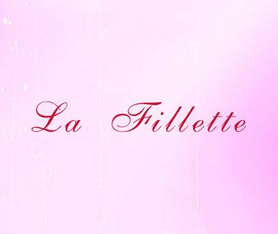 LA FILLETTE