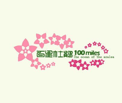 百里杜鹃;MILES-THE-OCEAN-OF-THE-AZALEA;100