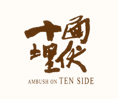 十面埋伏-AMBUSH ON TEN SIDE