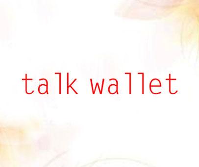 TALK WALLET