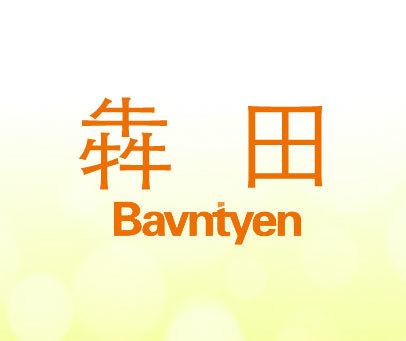 犇田-BAVNTYEN