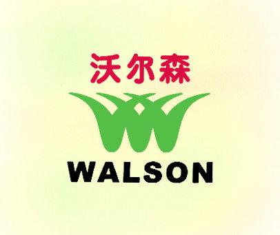 沃尔森;WALSON
