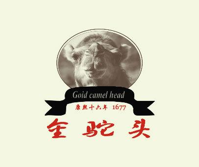 金驼头-康熙十六年-1677-GOID-CAMEL-HEAD