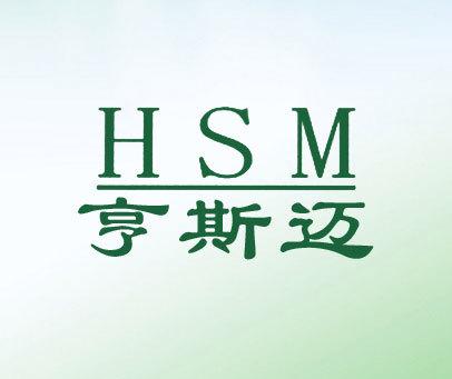 亨斯迈-HSM