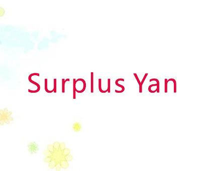 SURPLUS-YAN