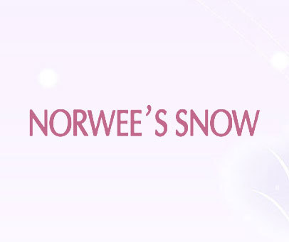 NORWEE'S-SNOW