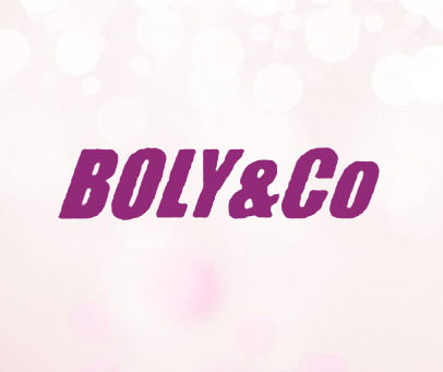 BOLY & CO