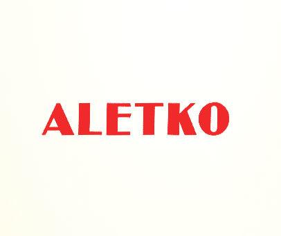 ALETKO
