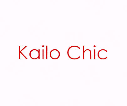 KAILO-CHIC