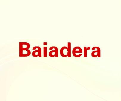 BAIADERA