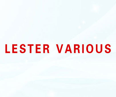 LESTER-VARIOUS