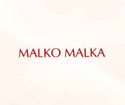 MALKO-MALKA