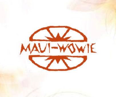 MAUI-WOWIE